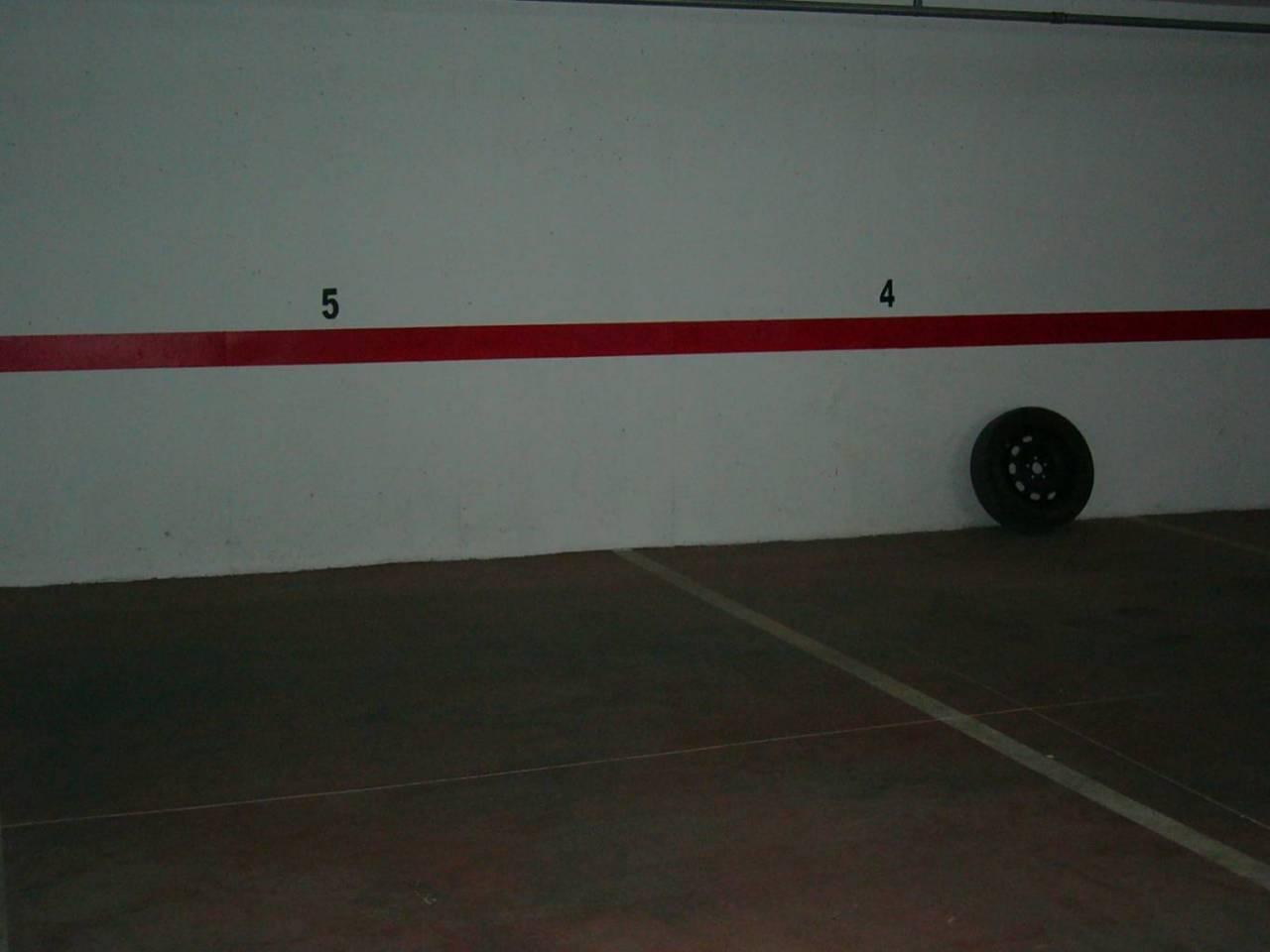 Se venden plazas de garaje