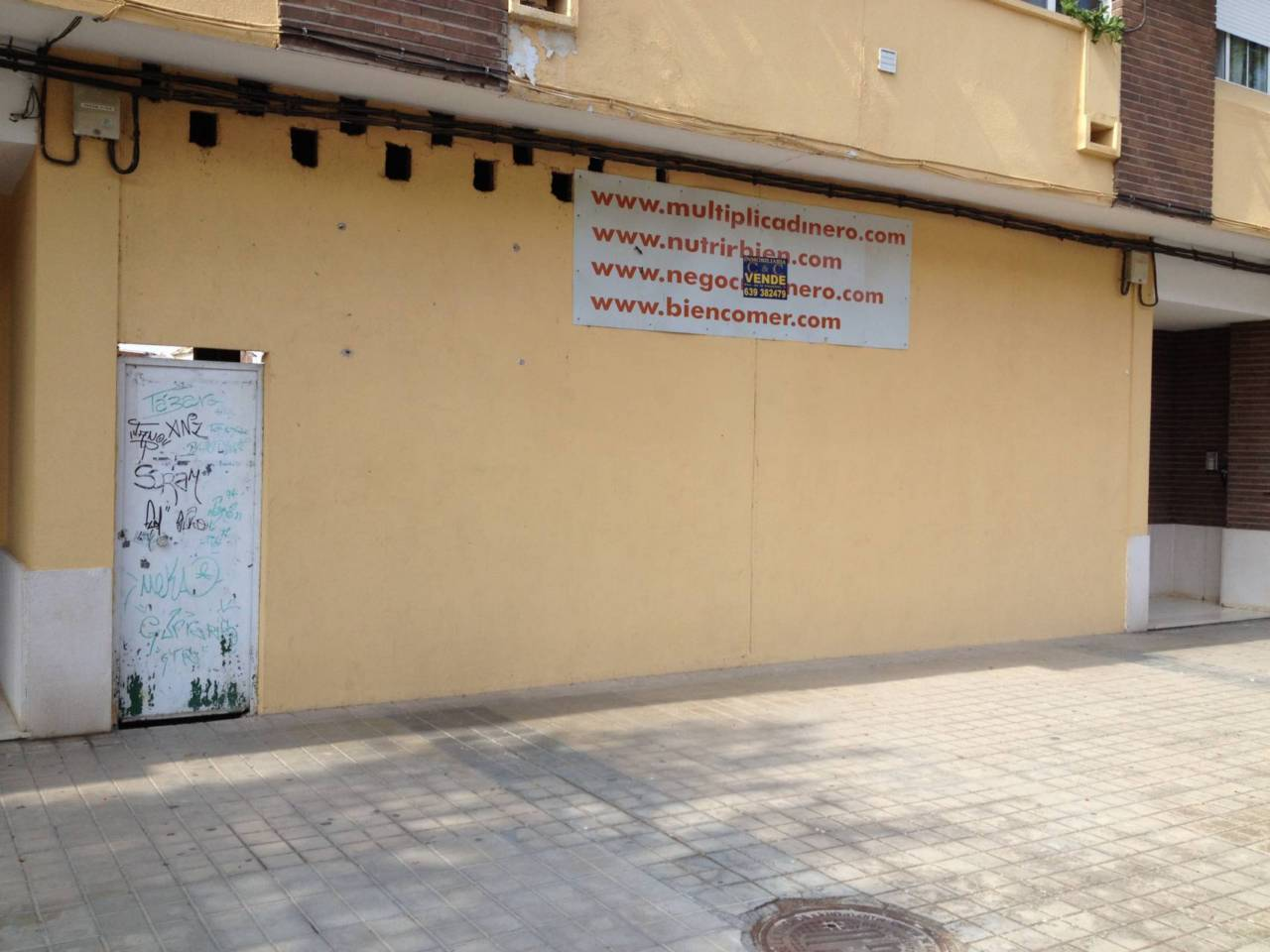 GANGA   Local comercial de nueva construcción en venta